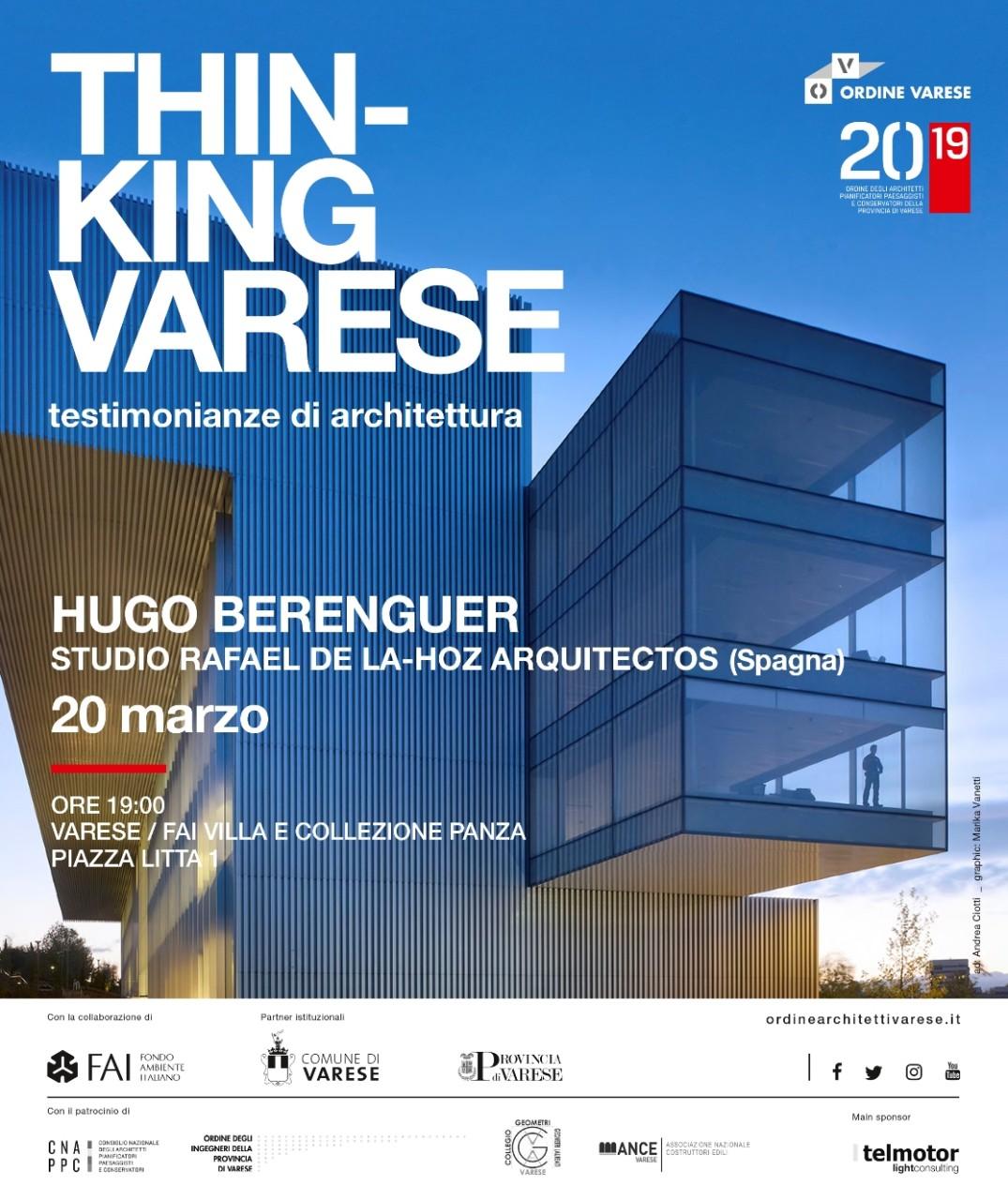 Imprese Edili Varese E Provincia thinking varese. testimonianze di architettura a villa panza