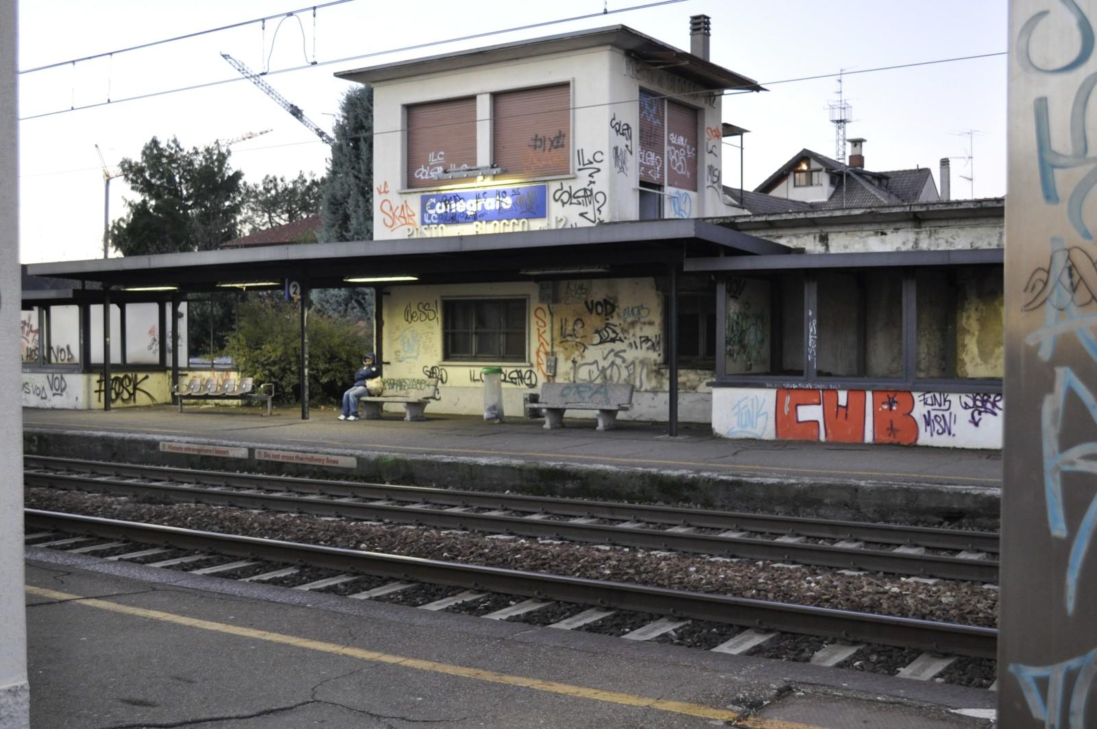 Canegrate stazione