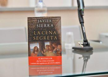 Javier Sierra- Scrittori in Mostra - 14 4 19 (1)