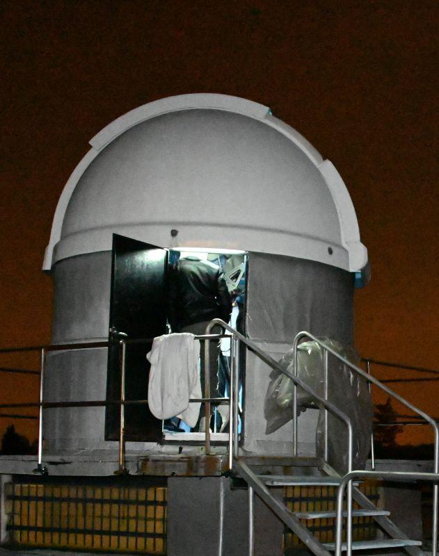 Osservatorio Astronomico - Legnano - 12 4 19 (12)