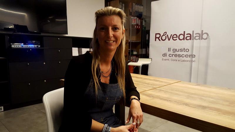 Roveda Lab Silvia Ghioni Aperitivo Americano SN 39