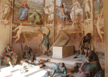XI cappella sacro monte