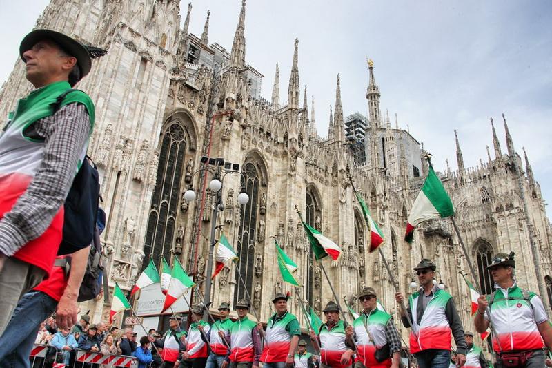 92ì Adunata Alpini Nazionale Milano 05