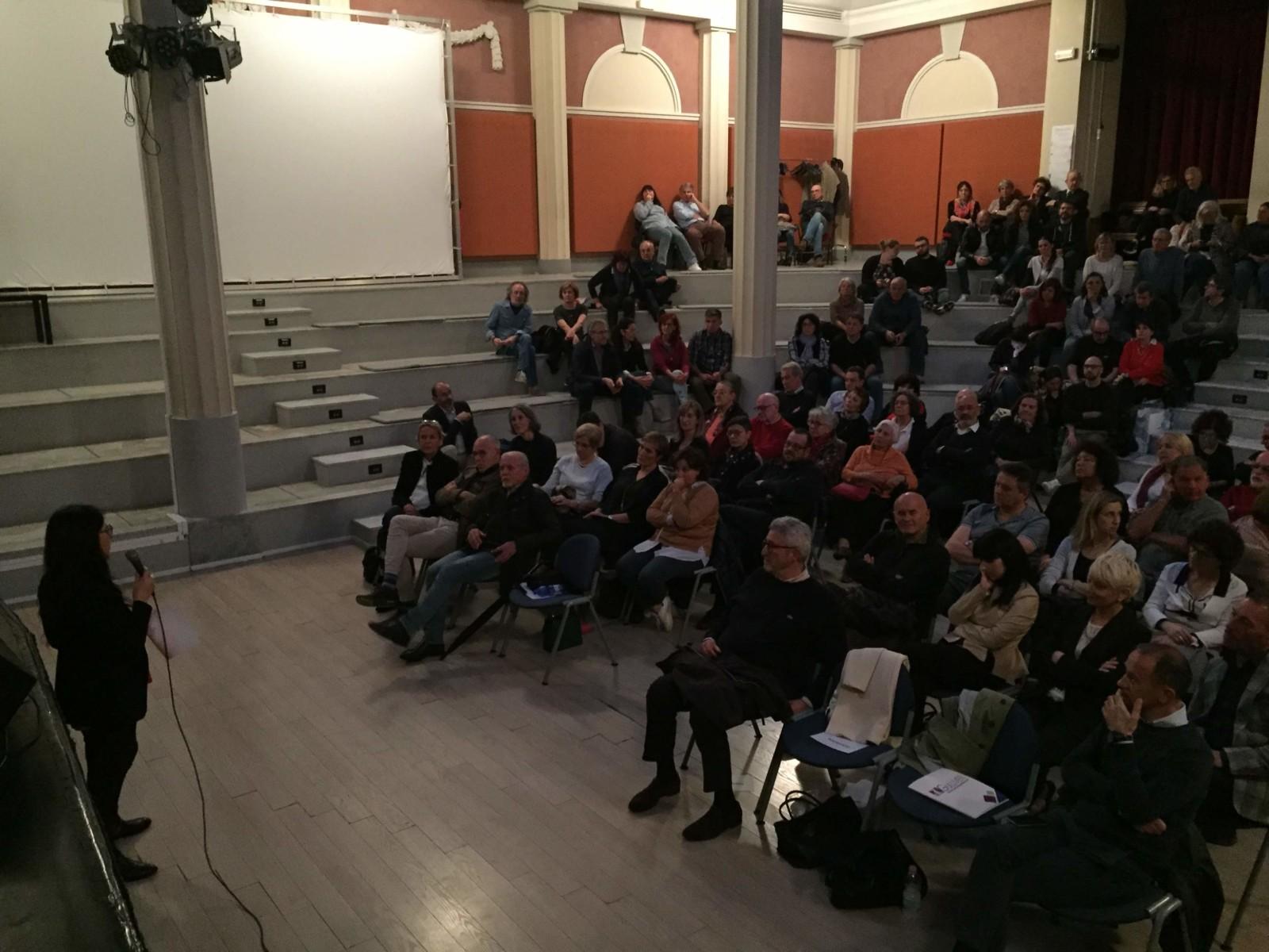 Adriano Olivetti - Teatro Santuccio (4)