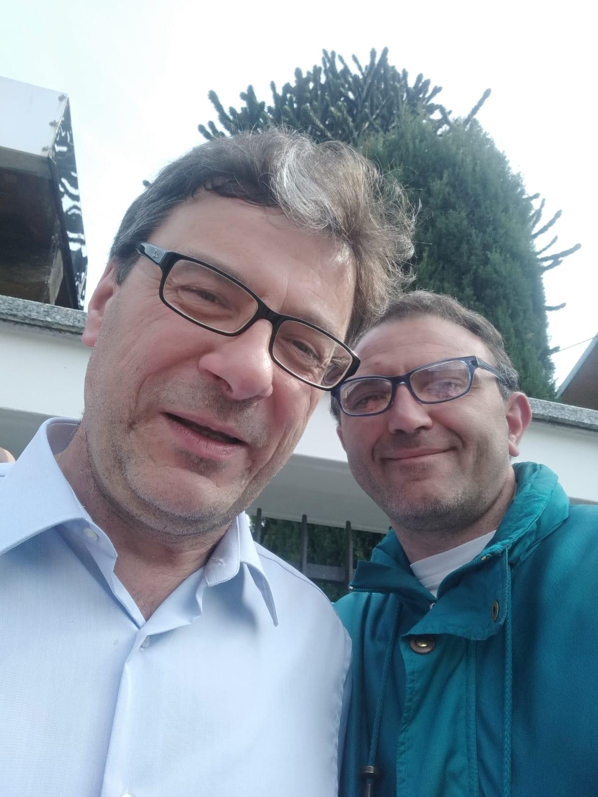 Giancarlo Giorgetti A Supporto Della Lista Piu Fagnano Sempione News