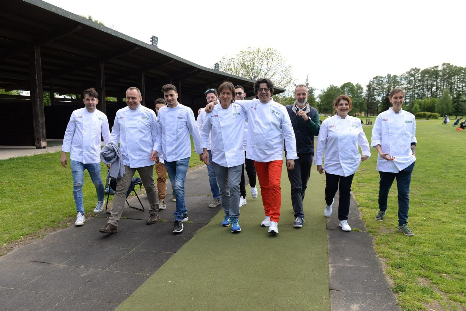 Chef in green - Tolcinasco - 29 4 19 (5)