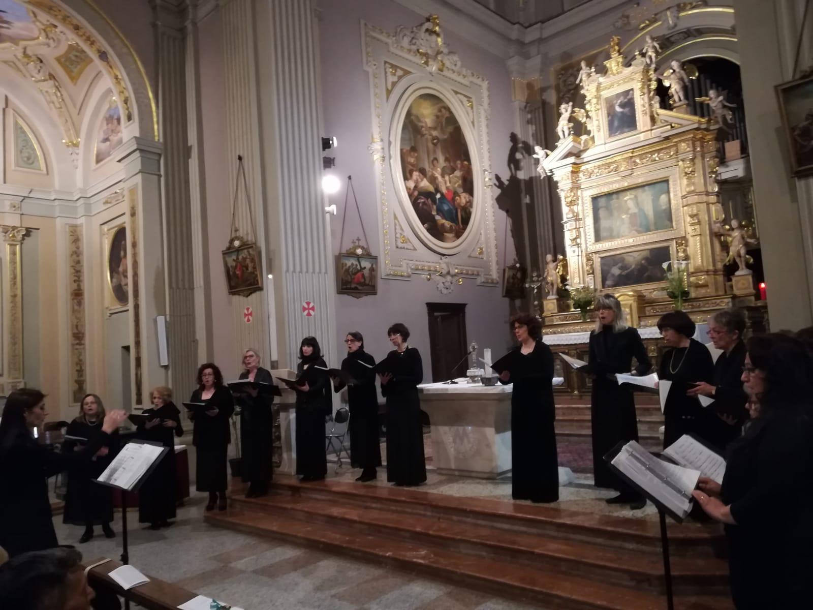 Concerto Musica Picta - Legnano - Madonna delle Grazie - 2 5 19 (2)