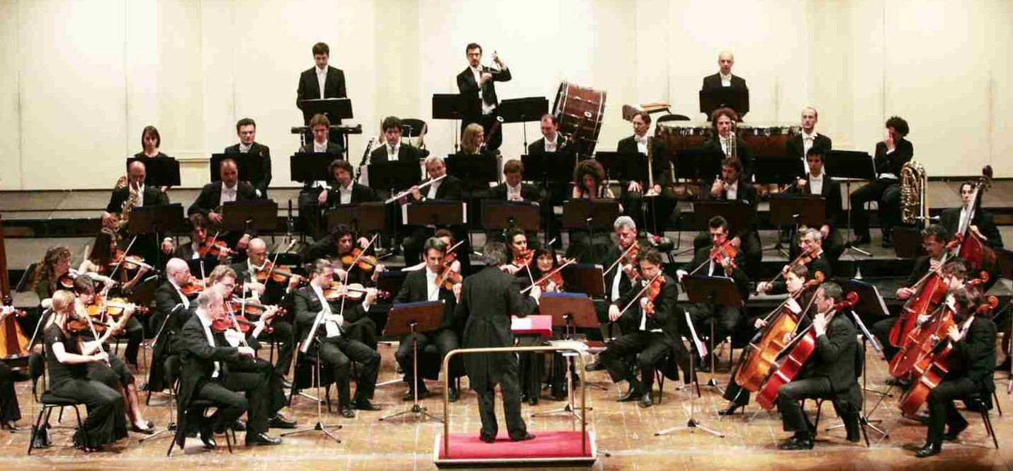 copertina Orchestra Filarmonica Italiana