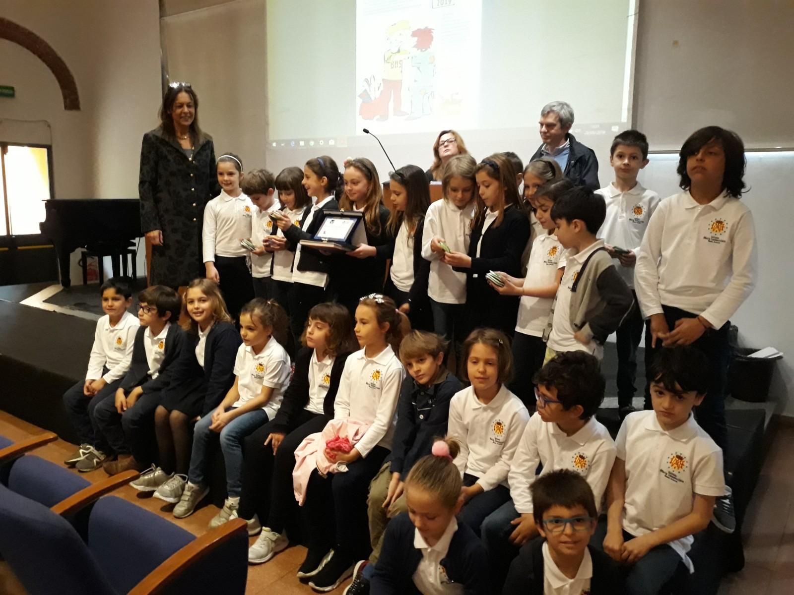 Busto arsizio premiate le scuole solidali di donacibo for Le torri arredamento busto arsizio