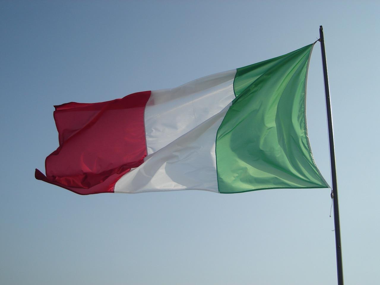bandiera italiana 2 giugno