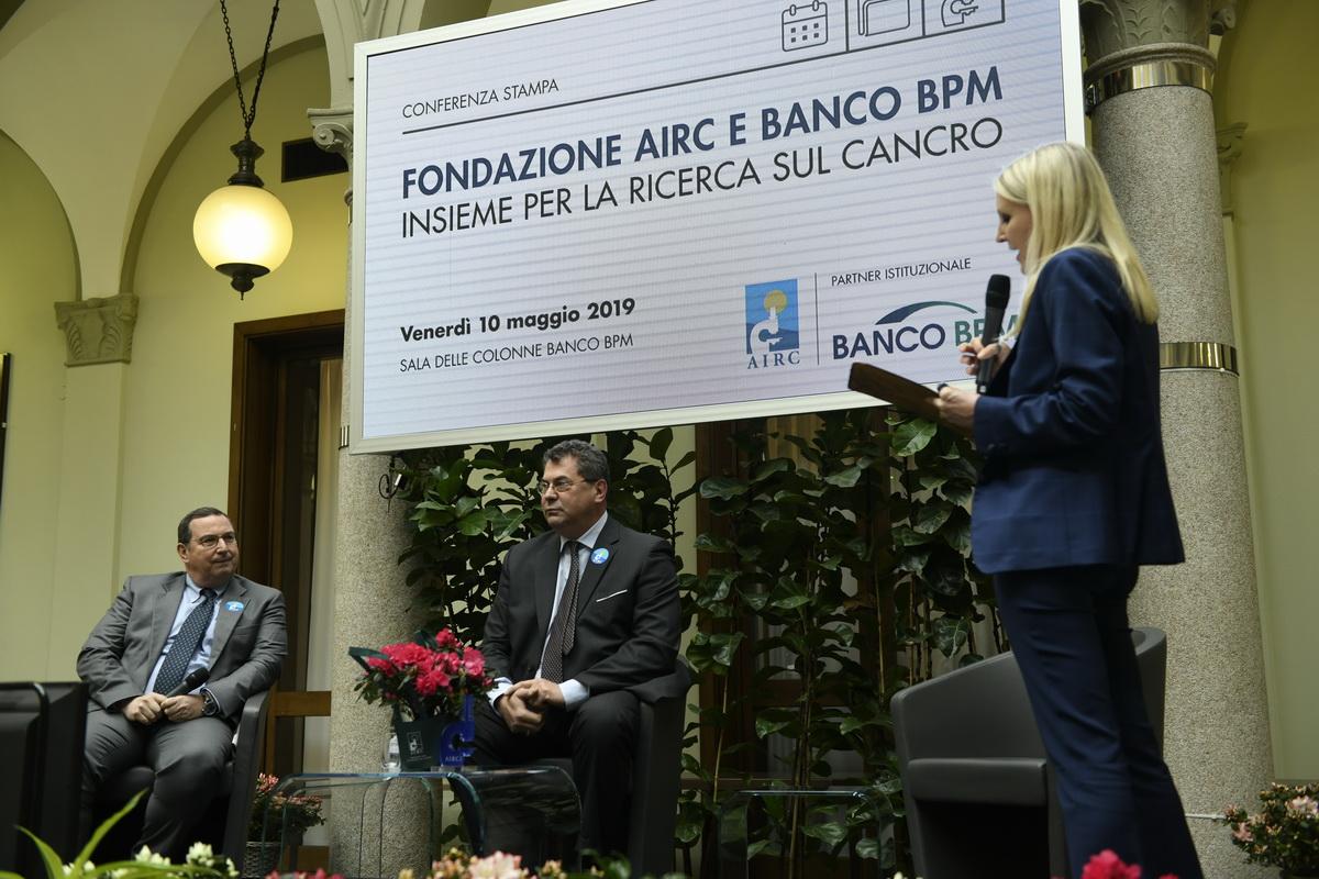 fondazione airc- banco bpm