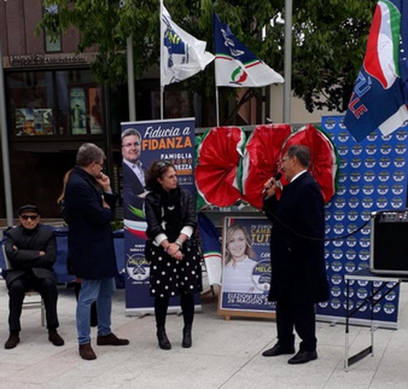 Ignazio La russa elezioni europee e comunali 2019 08