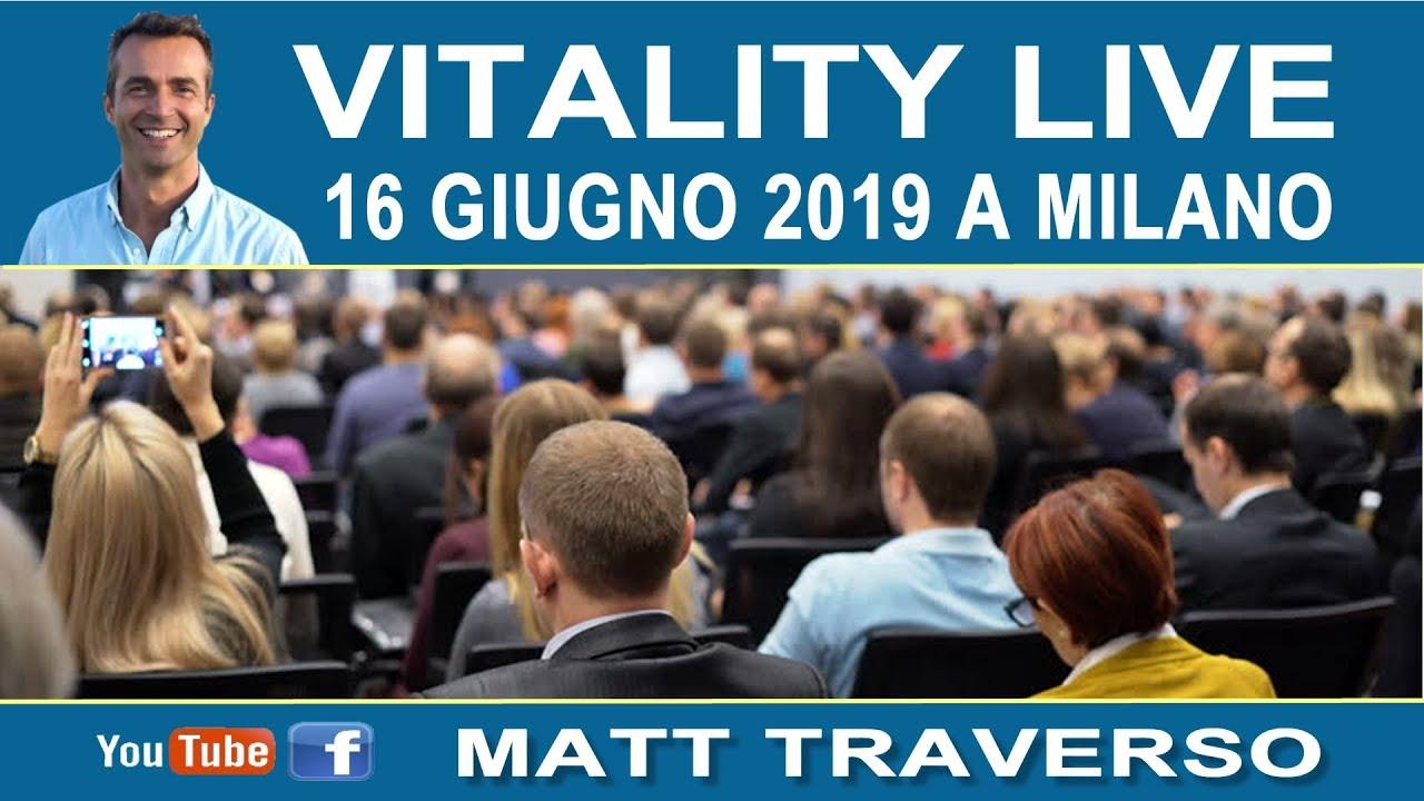 matt traverso vitality live