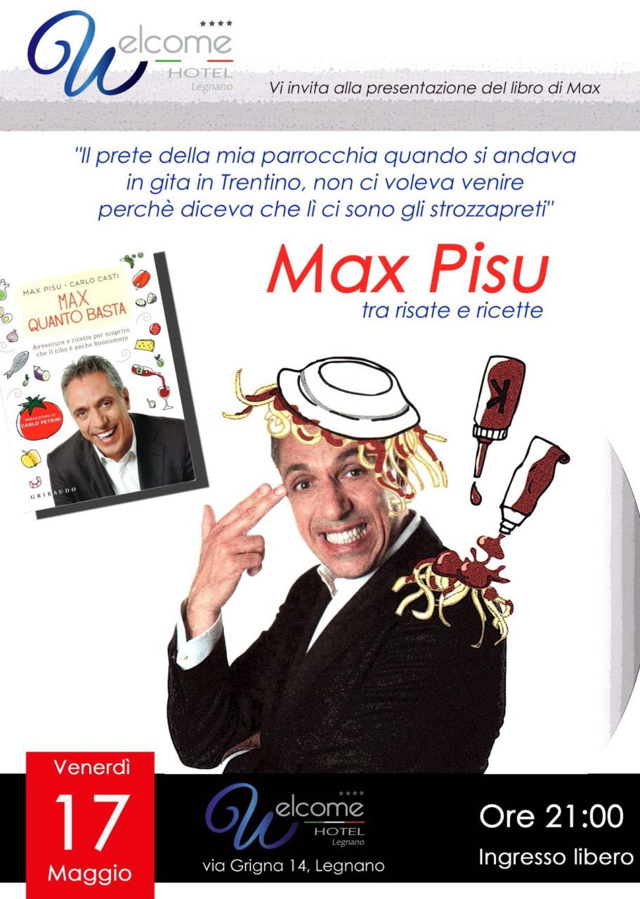 max pisu - welcome hotel - 17 5 19