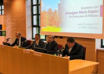 monsignor Delpini alla LIUC 2019-sempionenews 6.#
