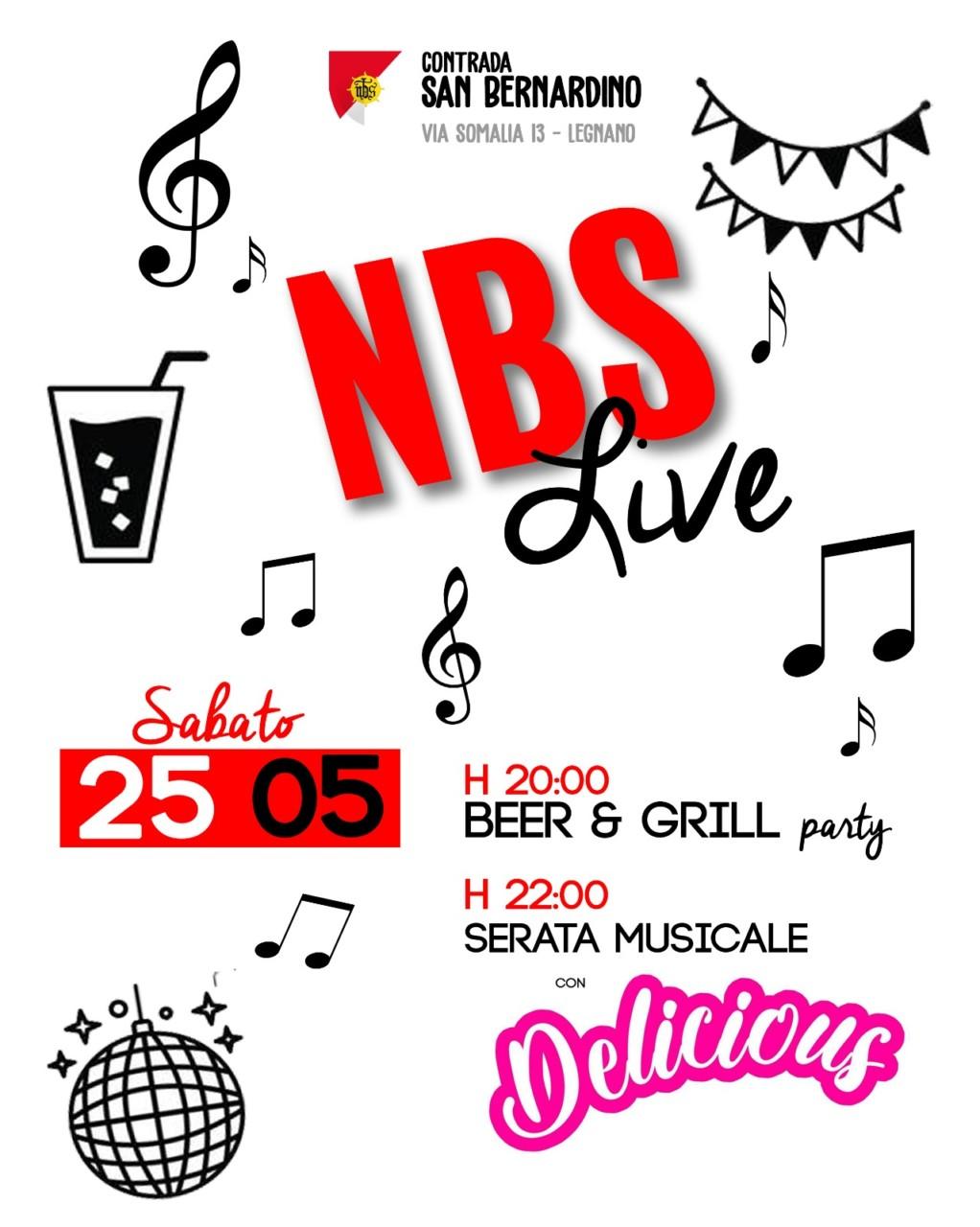 NBS- Serata Delicious 25 5 19