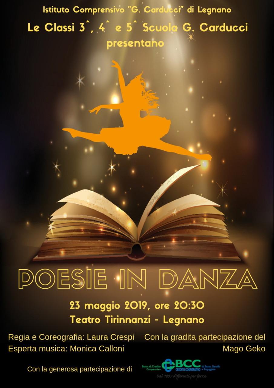 Poesie in danza - 23 5 19