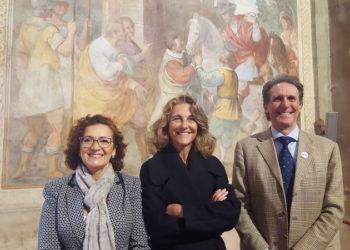 Restauro e SS Messa Sant'Ambrogio Cairati forte oldrini lucchini 03