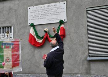 Ricordo lotte partigiane- Legnano - 19 5 19 (14)
