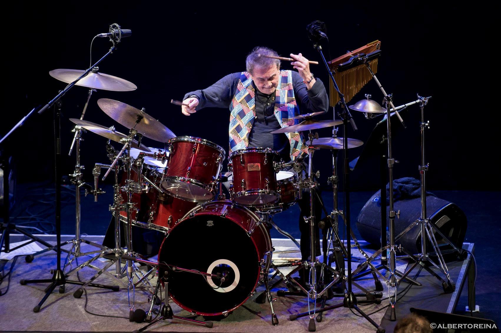 tullio de piscopo Garbagnate in jazz 2019