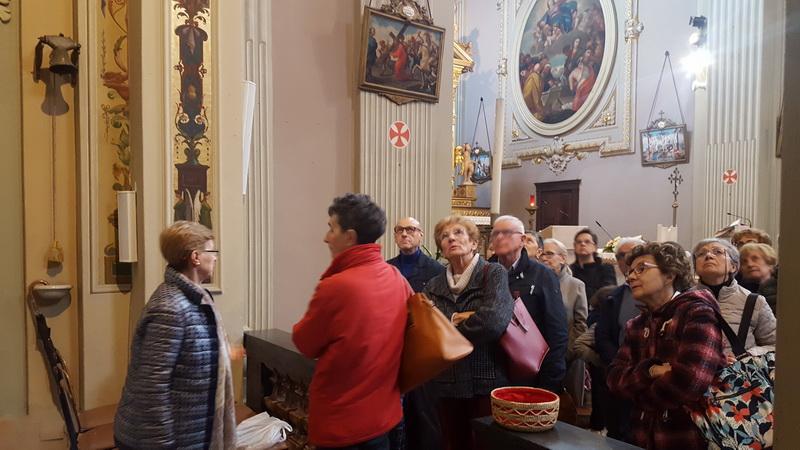 Visita guidata Santuario della Madonna delle Grazie 21