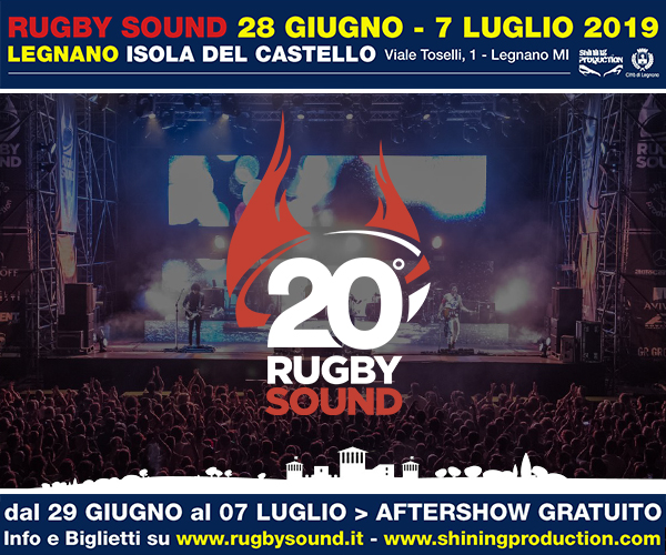 Rugby Sound Festival 2019