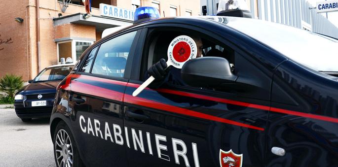 carabinieri 2019