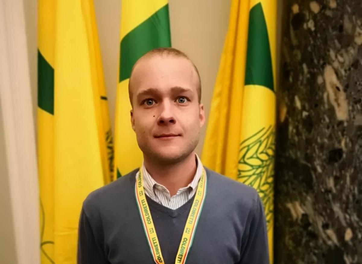 Enrico Montonati -delegato giovani impresa