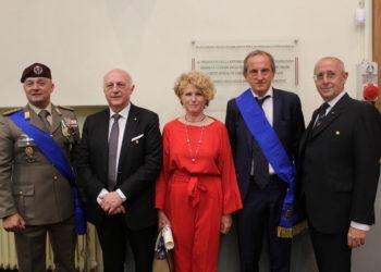 Giancarla Mantegazza e Carlo Massironi 73 Festa della Repubblica