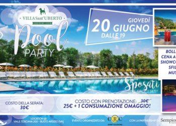 locandina Pool Party 20.