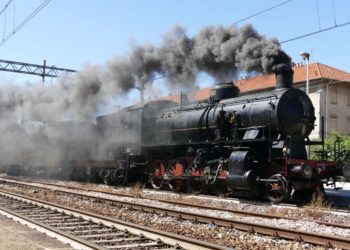 Treno a Vapore - Legnano - 16 6 19 (8)
