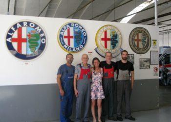 Garage Gasparri - Legnano - (10)