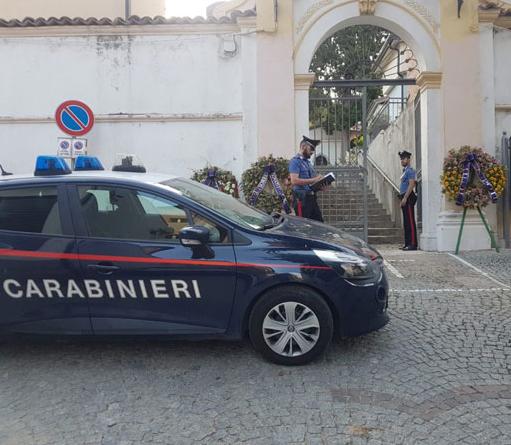 carabinieri Samarate