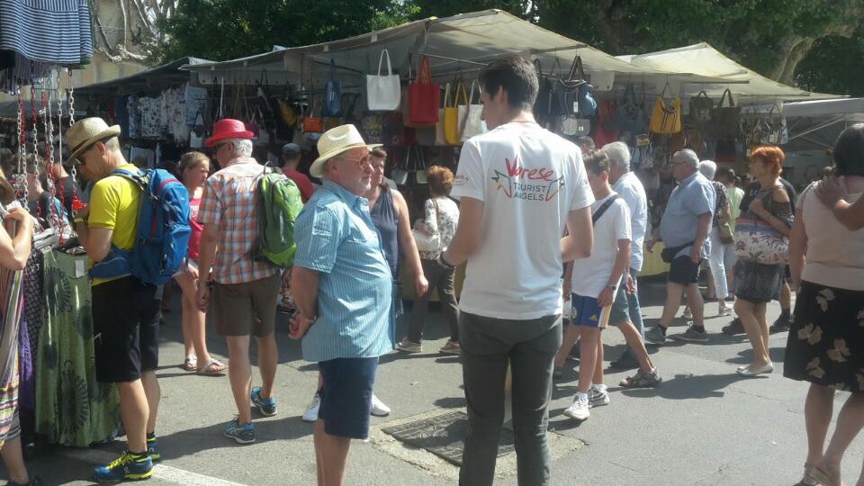 mercato luino
