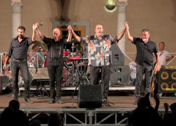 Fabio Treves e TBB agli Olivetani per Soundtracksblues Festival SB per SN 43