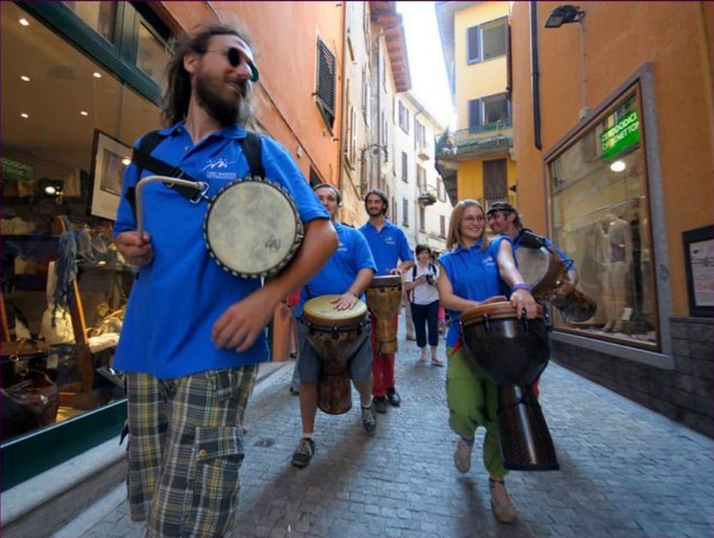 orechestra percussioni waikiki e israel