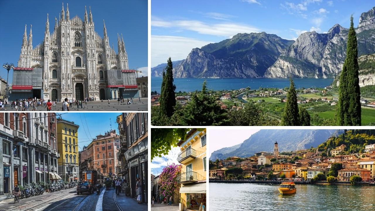 Milano capitale del Turismo e dell'indotto  In tutta la