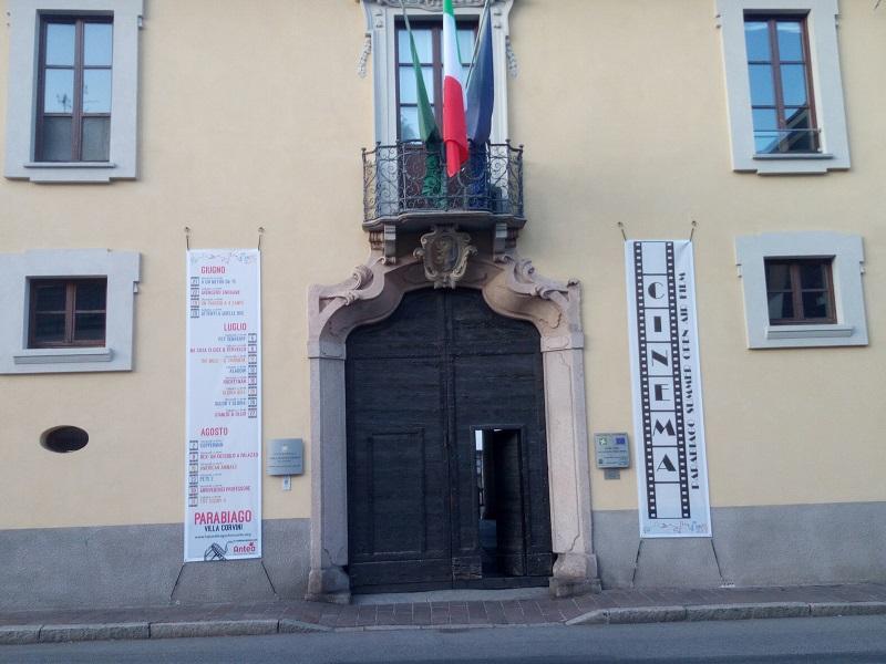 Villa Corvini - Cinema (2)