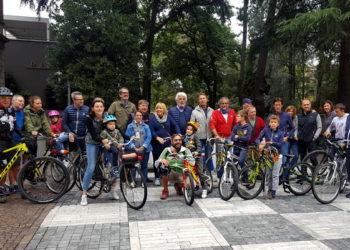 Biclettata in famiglia 2019 02