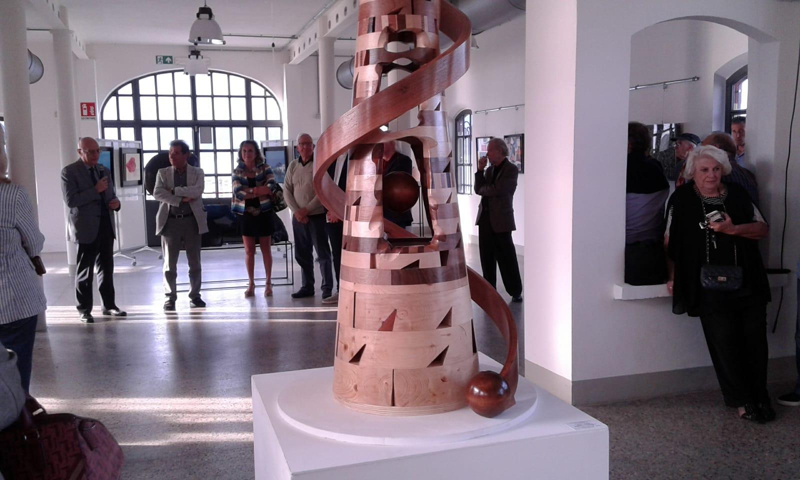 Il Circolo degli artisti di Varese festeggia cento anni