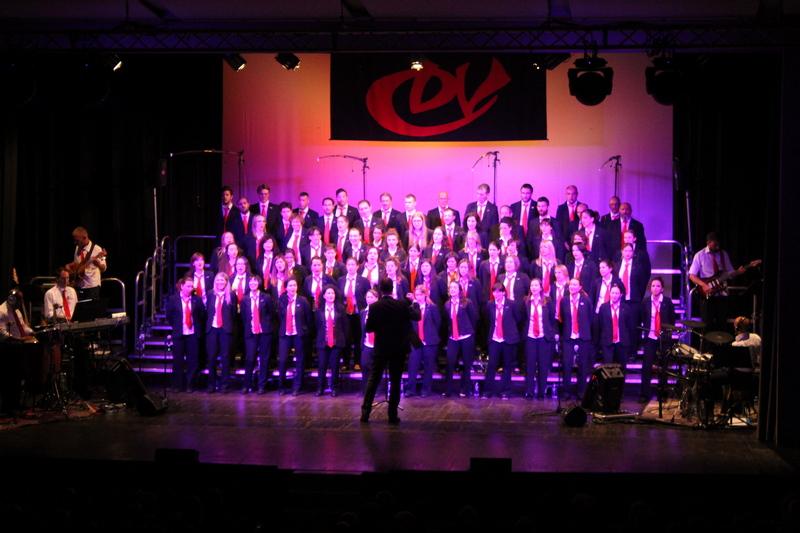 Coro Divertimento Vocale Cinema Teatro Auditorio Cassano Magnago