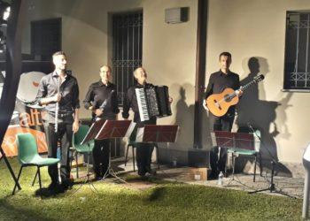 QUARTETTO SO.CO.VI.O JAZZALTRO- gorla maggiore 2019-sempionenews 12.#