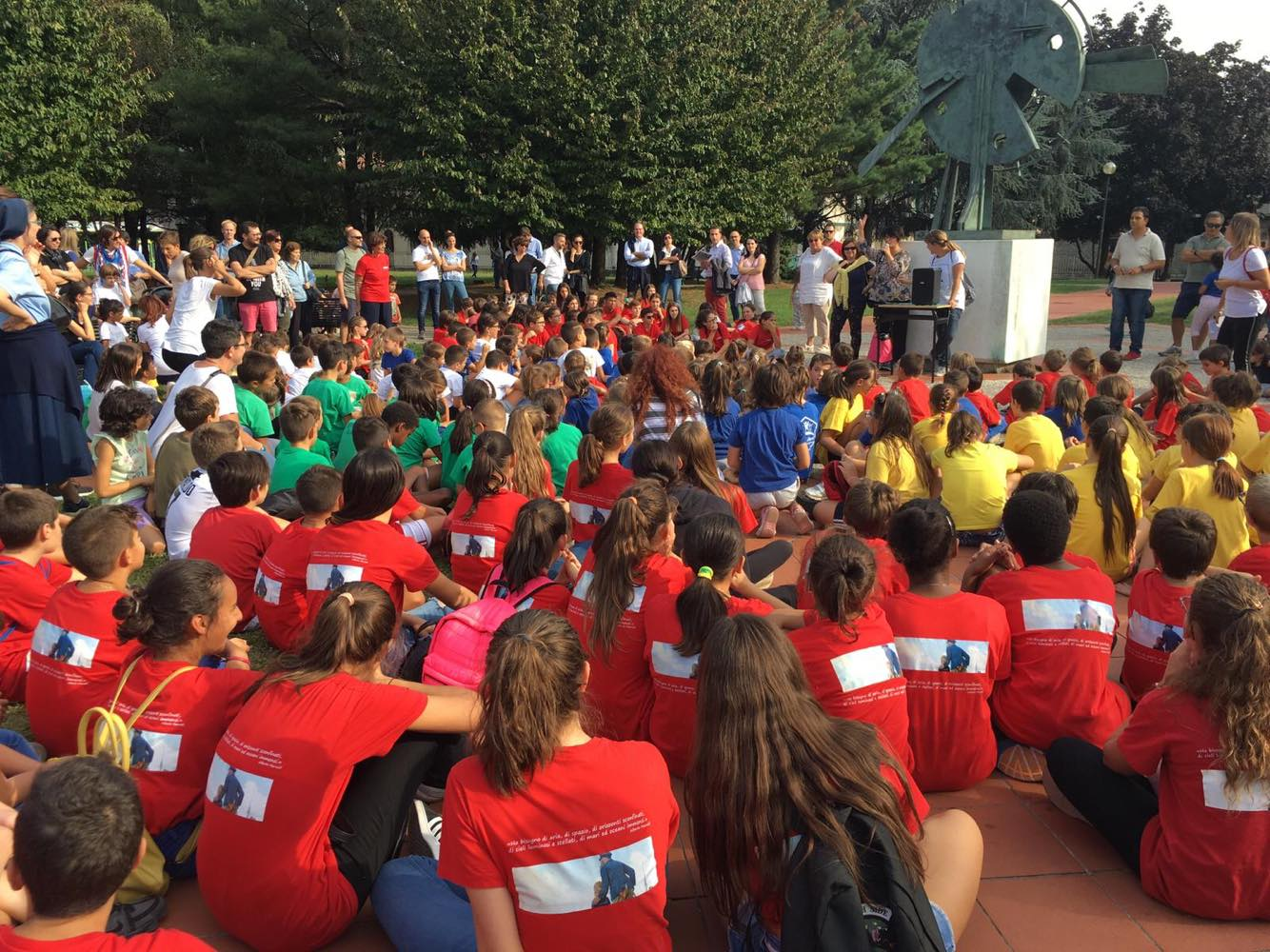 scuole cooperativa Nicolò Rezzara festa inizio anno 4