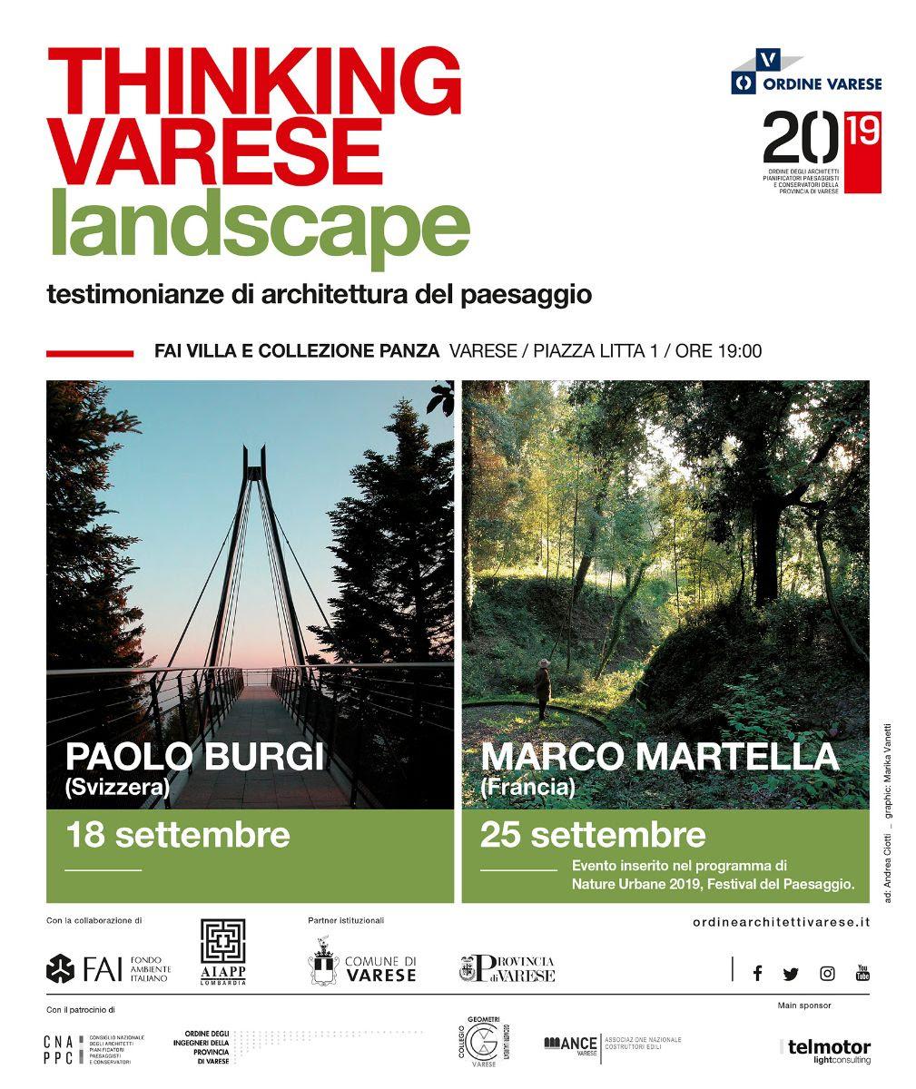 Imprese Edili Varese E Provincia thinking varese ospita paolo burgi e marco martella