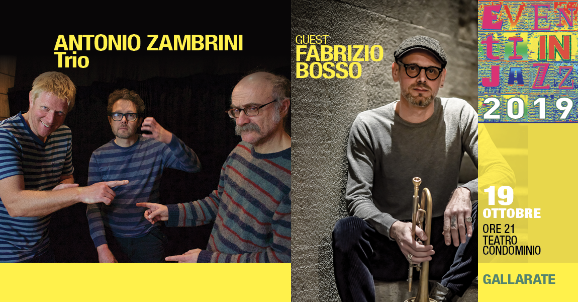 Antonio Zambrini Eventi in Jazz