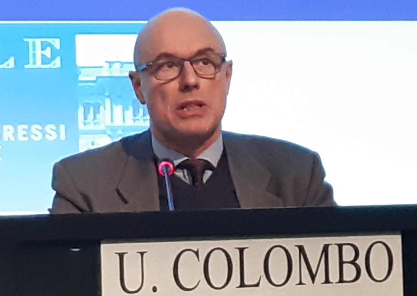 Umberto Colombo cambiamenti climatici Cgil Varese