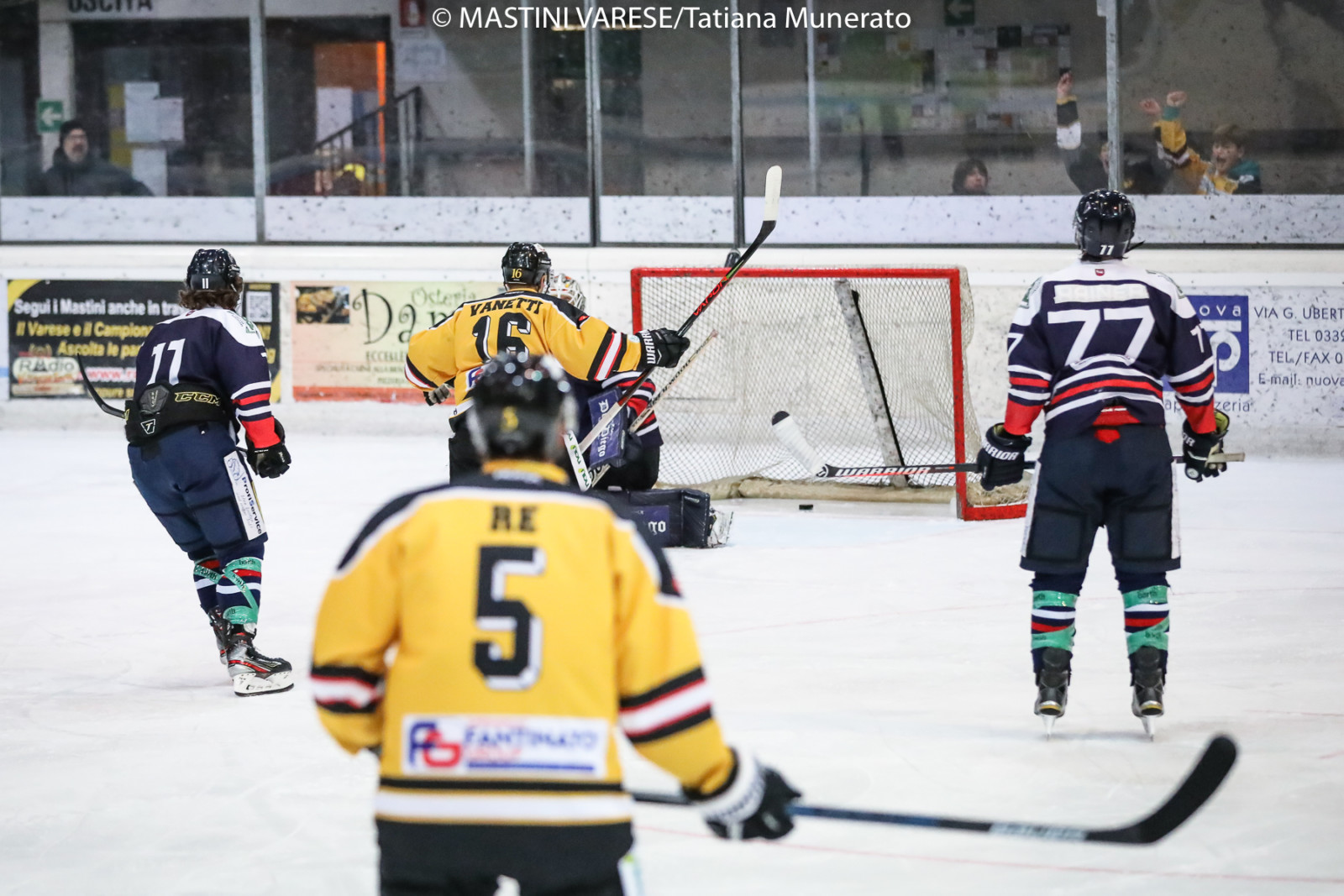 Mastini di Varese hockey