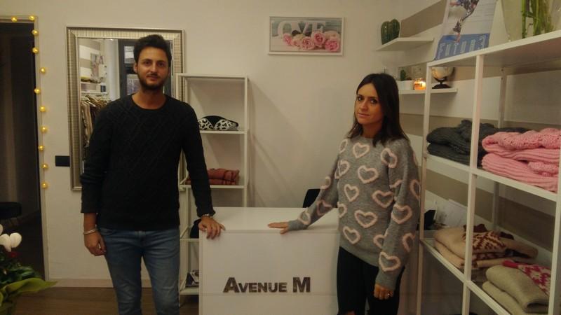 Avenue M via Mazzini Gallarate Sara e Davide (2)