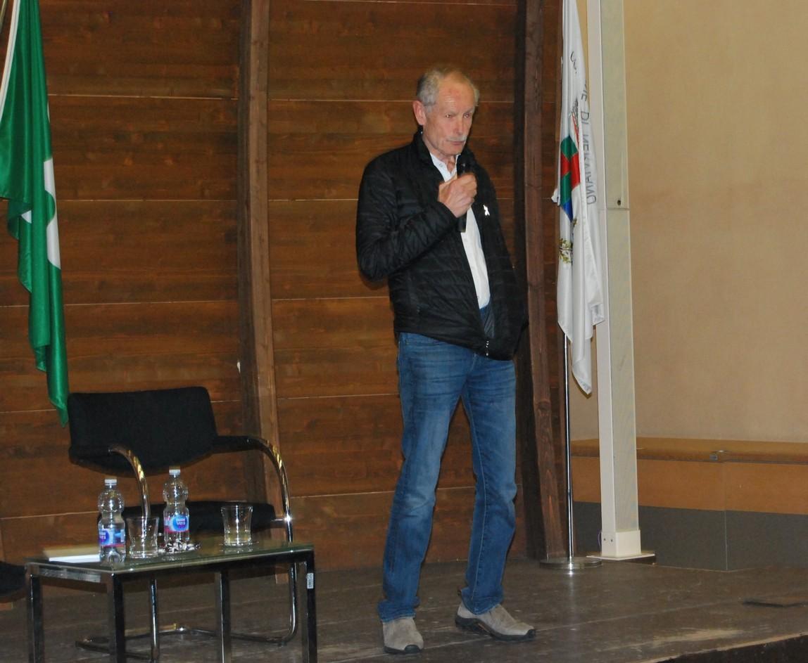 """Erri De Luca ospite a Nerviano per raccontare """"Impossibile"""" - Sempione News"""