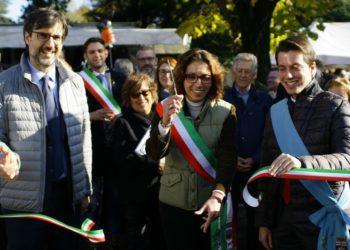 Inaugurata stamattina la 412 ^ Antica Fiera di San Martino con il convegno inaugurale e tante iniziative